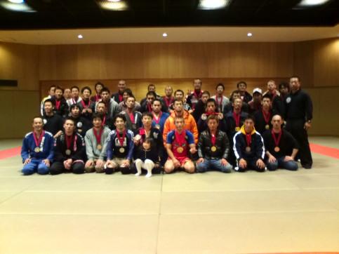 第4回  九州ノーギ柔術オープン