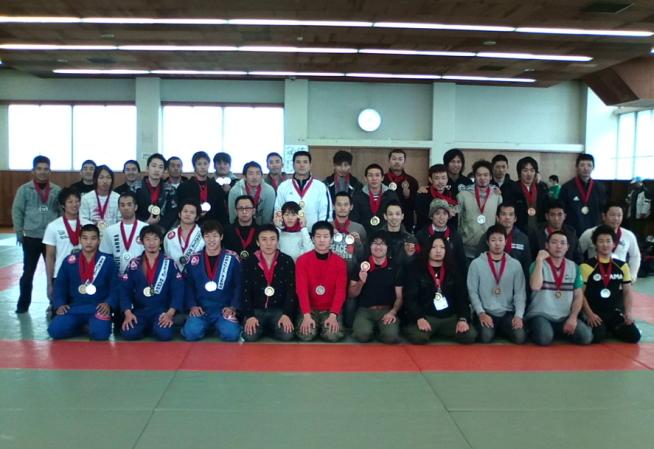 第2回  関西柔術オープン
