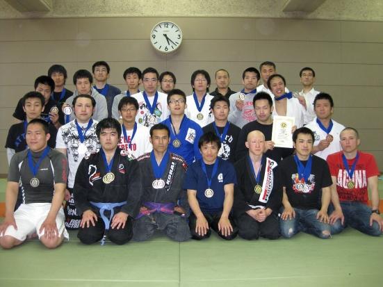 第4回  北海道柔術選手権