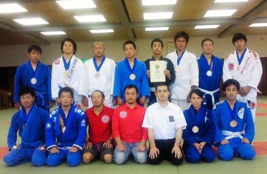 第3回 四国柔術選手権