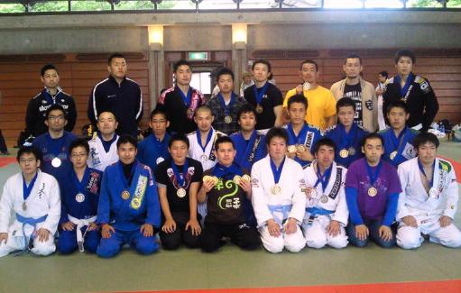 第5回 東北ノーギ柔術オープン
