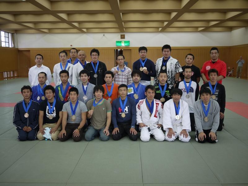 第5回 関西ノーギ柔術オープン