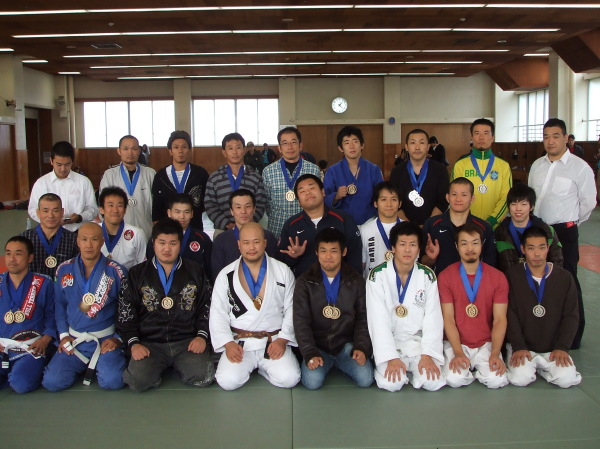 第1回 神戸ノーギ柔術オープン