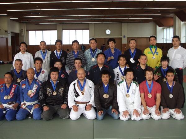 第1回  神戸柔術オープン