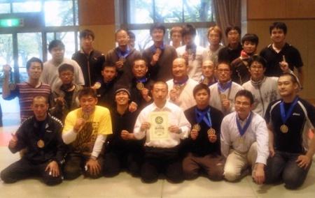 第4回 九州柔術選手権