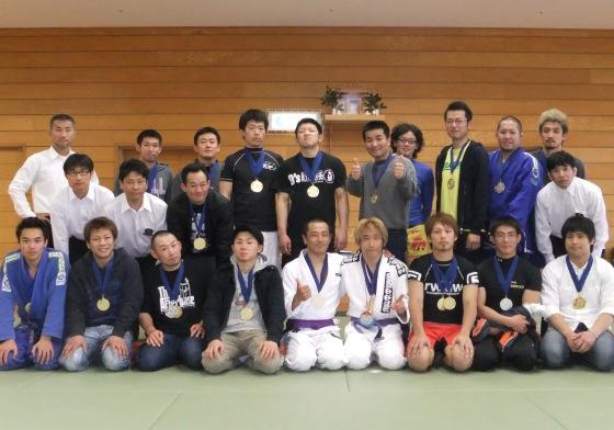 第7回  九州ノーギ柔術オープン