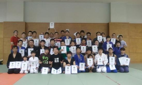 第7回 東北ノーギ柔術オープン
