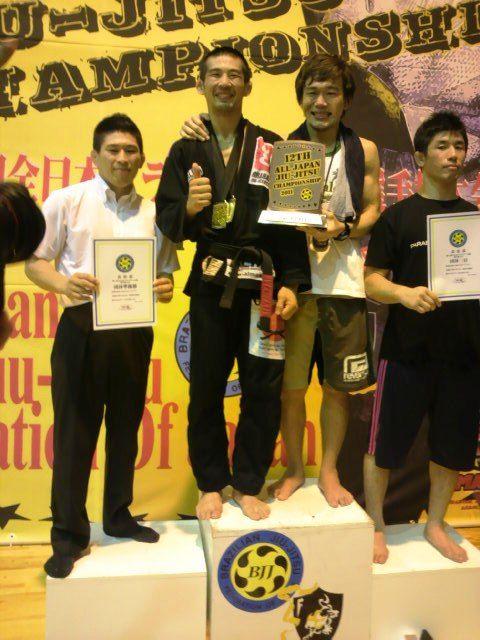 第12回 全日本ブラジリアン柔術選手権大会