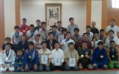 第6回 関西ノーギ柔術オープン