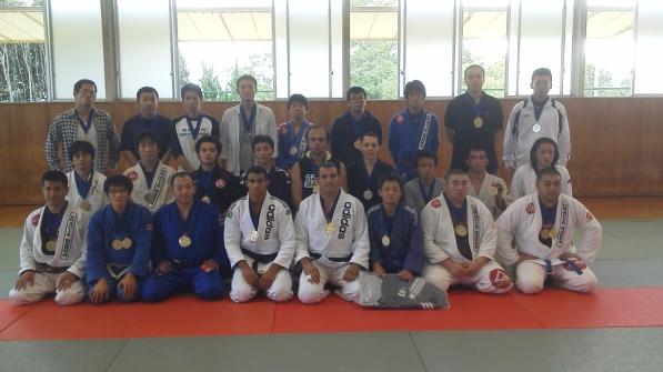 第2回  神戸柔術オープン