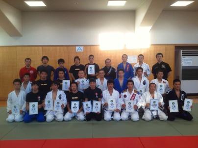 第4回 四国柔術選手権