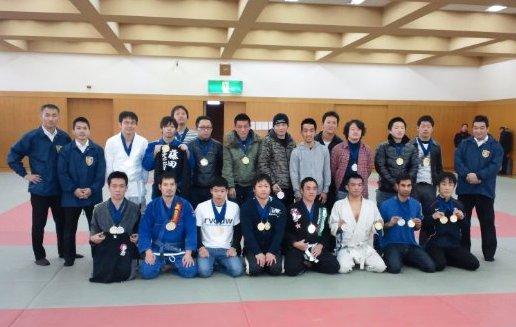第7回 関西ノーギ柔術オープン