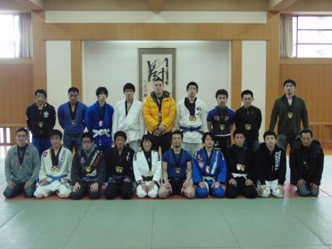 第5回  関西柔術オープン