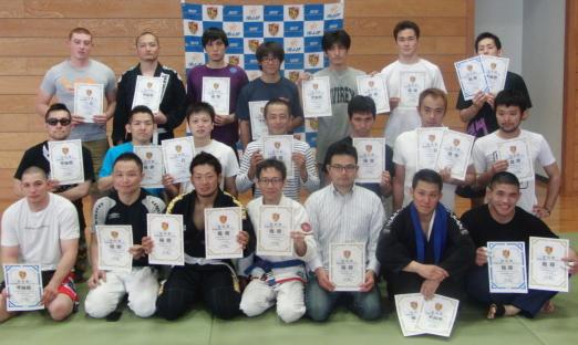 第9回  九州ノーギ柔術オープン