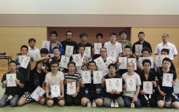 第9回 東北ノーギ柔術オープン